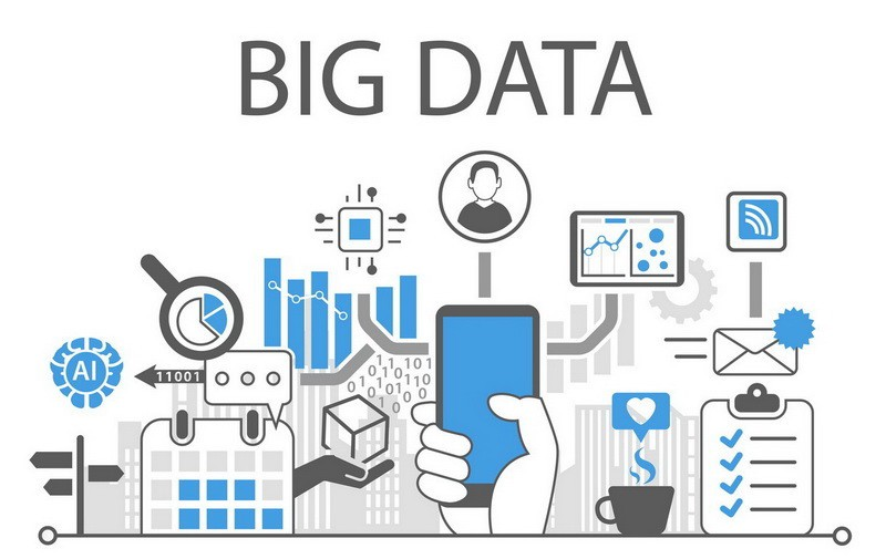 How Big Data is Structured and Processed in ML
