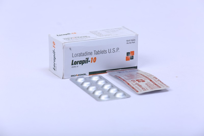 What is Loratadine 10mg used for?